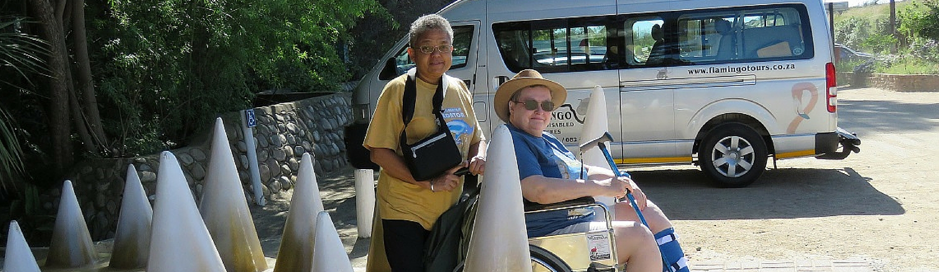 Flamingo Tours and Disabled Ventures