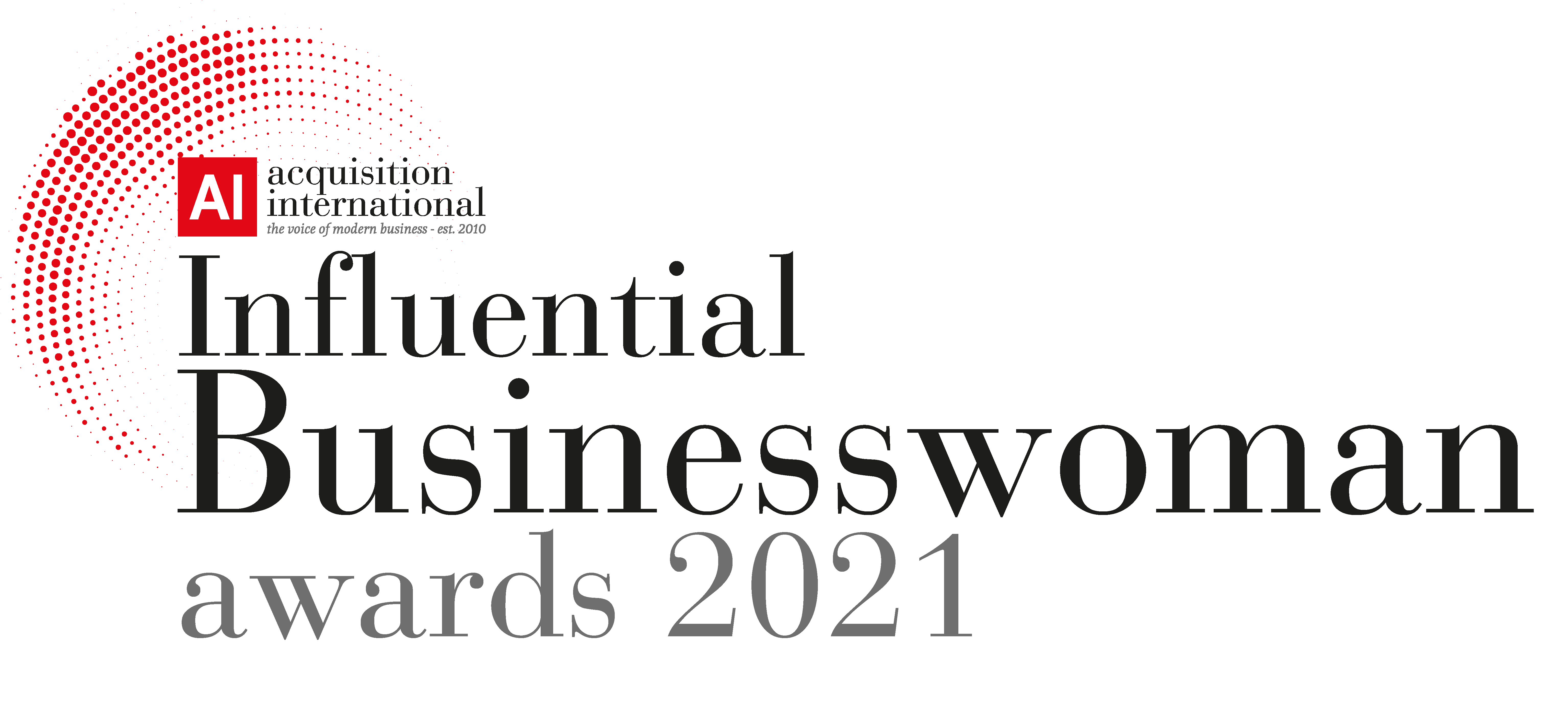 2021 Influential Business Woman