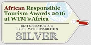 2016 Responsible Tourism Award